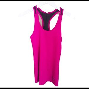 UNDER ARMOUR Heat Gear Tank Hot Pink Size Small